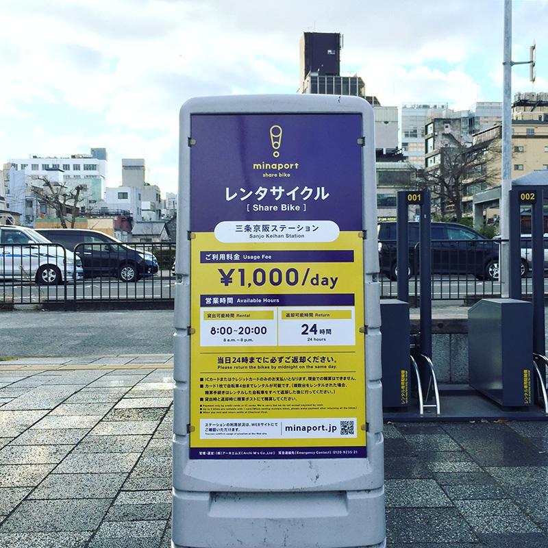 ミナポート 京阪三条ステーション