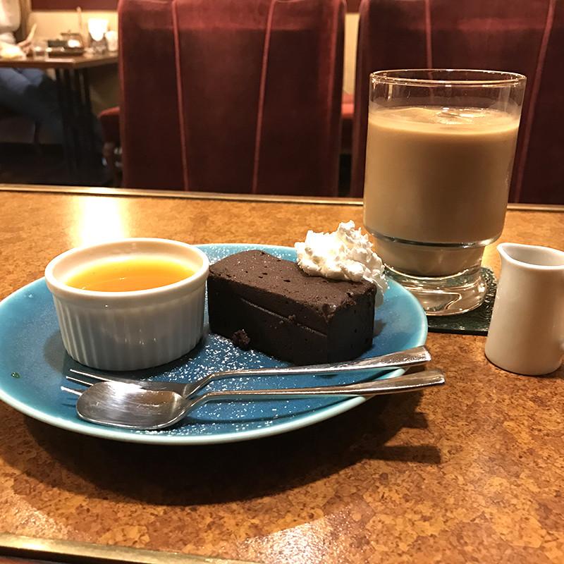 喫茶Front