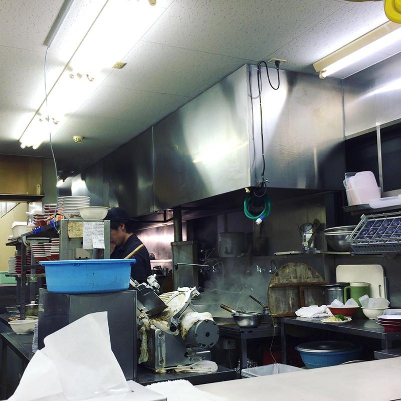 新福菜館 天神川店