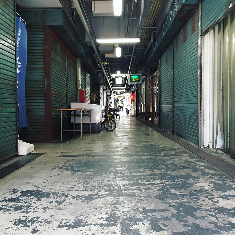 京都市中央卸売市場第一市場関連棟