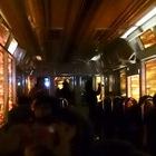 叡山電鉄恒例の『もみじのトンネル』を体験してきました!