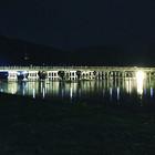 冬の渡月橋が幻想的に浮かび上がる、嵐山・花灯路に行ってきました!