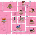 京都の銭湯webサイトでは、京都市内を10のエリアに分けて銭湯をご紹介しています!