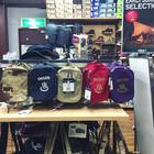 アウトドアショップWILD-1のオリジナル商品「温泉ポーチとトートバッグ」