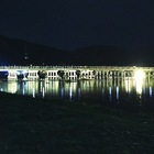 【京都嵐山花灯路 2018】雄大で美しい夜の自然景観が浮かび上がる!