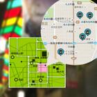 京都一の繁華街。「三条・四条エリア」の銭湯一覧。